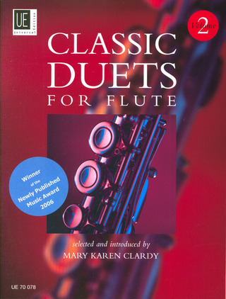 Classic Duets for Flute 2