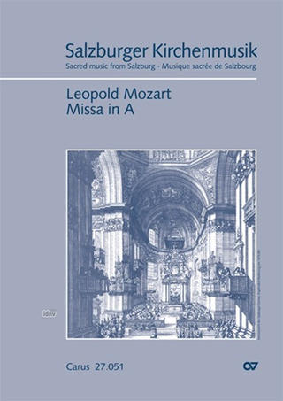 Leopold Mozart: Missa in A