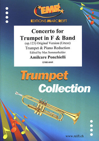 Amilcare Ponchielli: Concerto for Trumpet in F op. 123