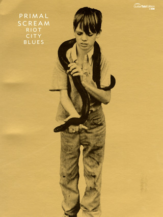 Primal Scream: Riot City Blues Tab Book