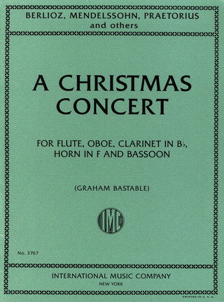 Graham Bastable: A Christmas Concert