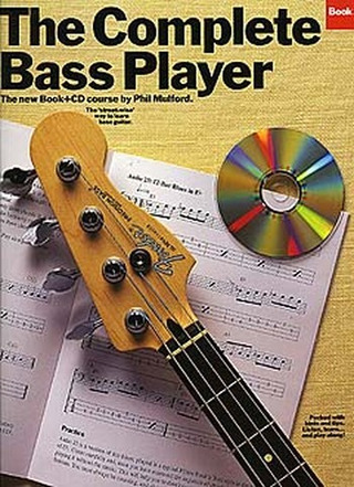 Mulford P.: Complete Bass Guitar Player 2 Bk/Cd