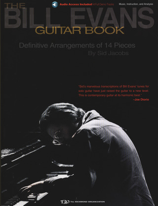 Bill Evans: The Bill Evans Guitar Book