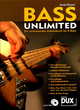 Mayerl, Andy: Bass Unlimited