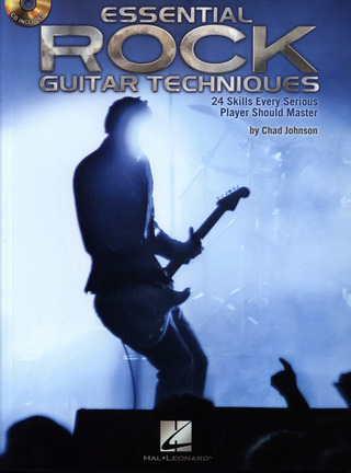 Chad Johnson: Essential Rock Guitar Techniques