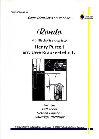 Henry Purcell: Rondo