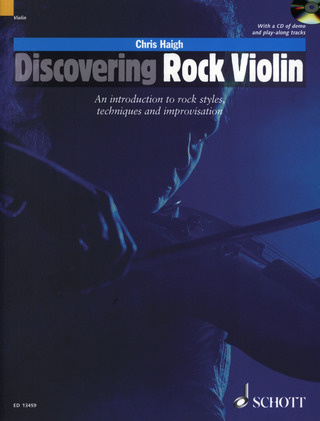 Chris Haigh: Discovering Rock Violin