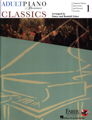 Adult Piano Adventures: Classics 1