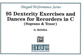 Rooda G.: 95 Dexterity Exercises And Dances