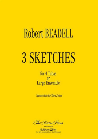 Beadell Robert: 3 Sketches