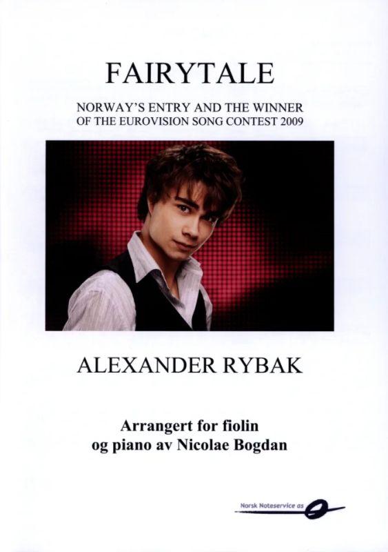 Fairytale From Rybak Alexander Buy Now In Stretta Sheet