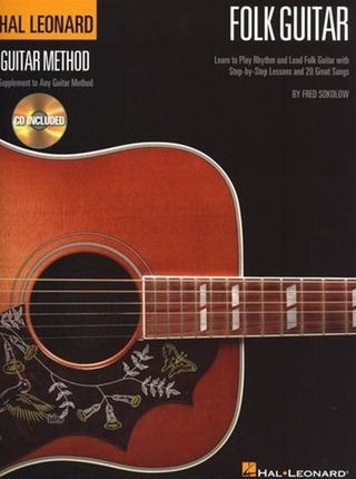 Fred Sokolow: Hal Leonard Folk Guitar Method