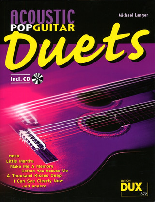 Michael Langer: Acoustic Pop Guitar Duets