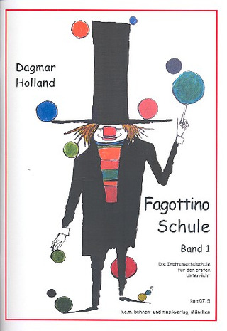 Dagmar Holland: Fagottino–Schule 1