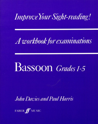 John Davies y otros.: Improve your sight-reading! Bassoon 1-5