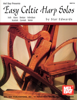 Edwards Star: Easy Celtic Harp Solos