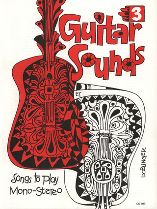 Gerald Schwertberger: Guitar Sounds Band 3