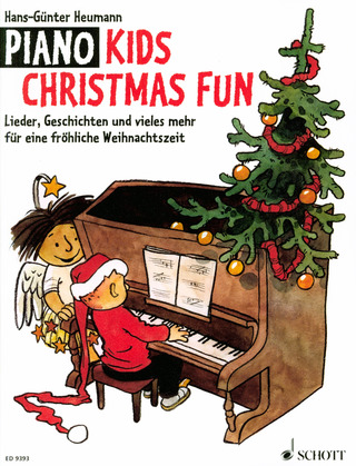 Hans-Günter Heumann: Piano Kids Christmas Fun