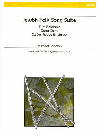 Jewish Folk Song Suite