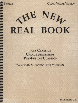 The New Real Book 1 – C and Vocal