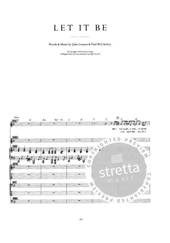 The Beatles Complete Scores - Box Edition de The Beatles
