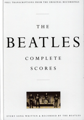 The Beatles: The Beatles Complete Scores - Box Edition