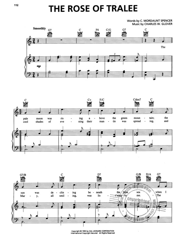 Irish Ballads Pvg Book | buy now in Stretta sheet music shop