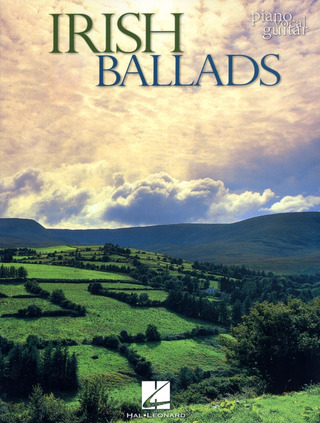 Irish Ballads Pvg Book