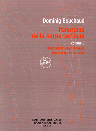 Dominig Bouchaud: Panorama de la harpe celtique vol.2