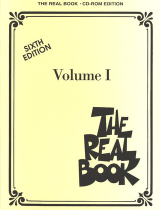 The Real Book 1 – C (+CD-ROM)