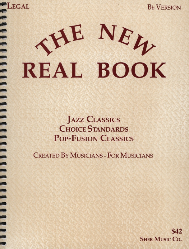 The New Real Book 1 – Bb