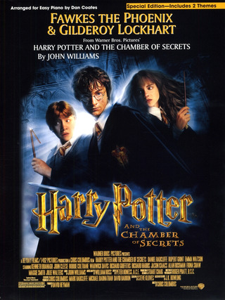 John Williams: Fawkes The Phoenix + Gilderoy Lockhart