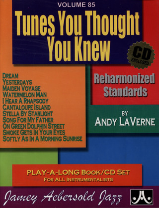 Jamey Aebersold: Tunes You Thought You Knew