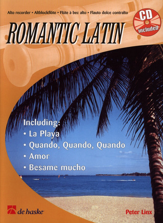Linx Peter: Romantic Latin