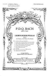 P.D.Q. Bach: Liebeslieder 1 - To His Coy Mis