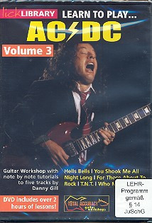 AC/DC: Learn To Play 3
