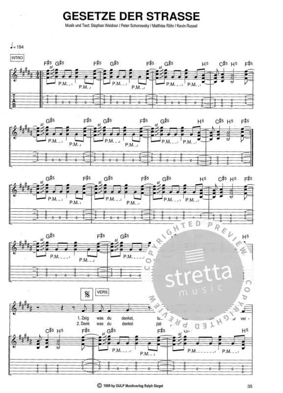 böhse onkelz klaviernoten