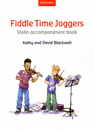 Kathy Blackwell et al.: Fiddle Time Joggers