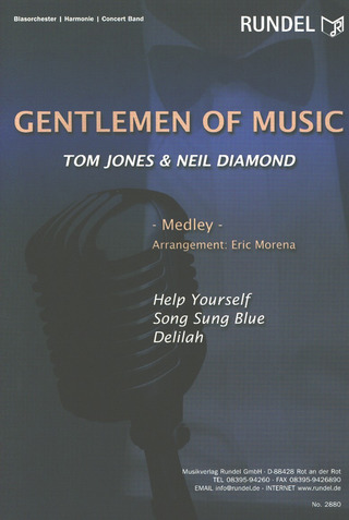 Neil Diamond et al.: Gentlemen of Music (Medley)