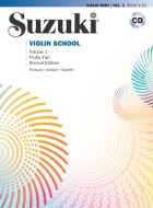 Shin'ichi Suzuki: Suzuki Violin School - Vol. 2 + CD