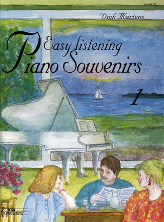 Dick Martens: Easy Listening Piano Souvenirs 1