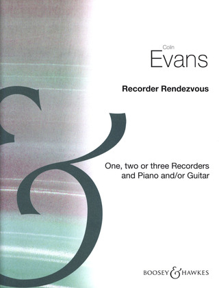 Colin Evans: Recorder Rendezvous