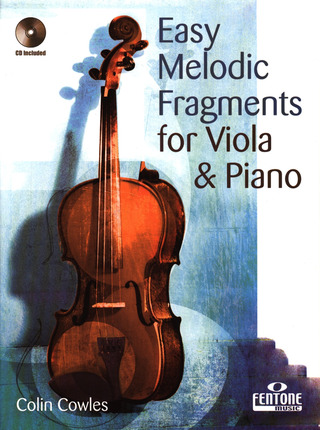 Colin Cowles: Easy Melodic Fragments