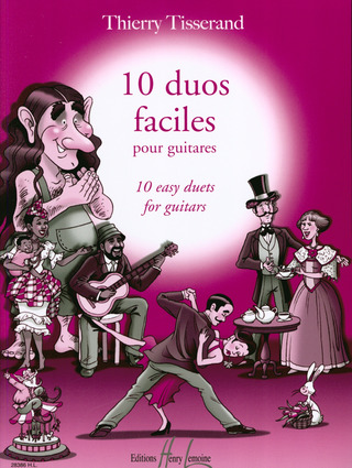 Thierry Tisserand: 10 duos faciles