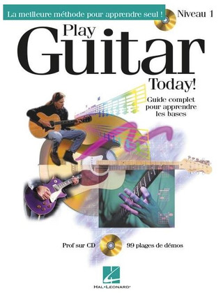 Jeff Schroedl et al.: Play Guitar Today! 1