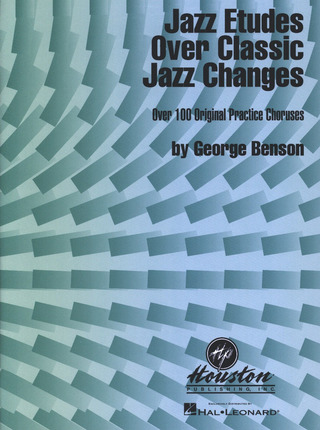 Benson George: Jazz Etudes over classic Jazz changes