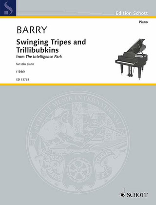 Gerald Barry: Swinging Tripes and Trillibubkins