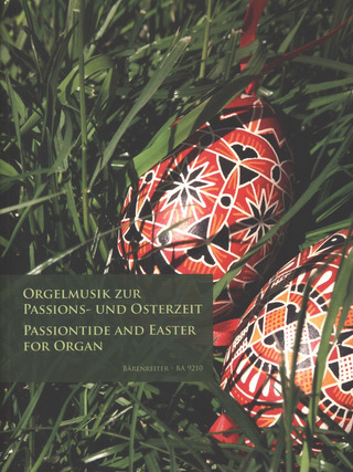 Passiontide and Easter for Organ
