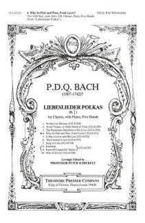 P.D.Q. Bach: Liebeslieder 4 - Why So Pale An