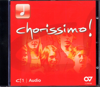 c!1 Chorissimo - Audio-CD1